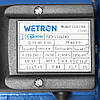 Насос центробежный самовсасывающий 1.1кВт Hmax 45м Qmax 85л/мин WETRON (775035), фото 8