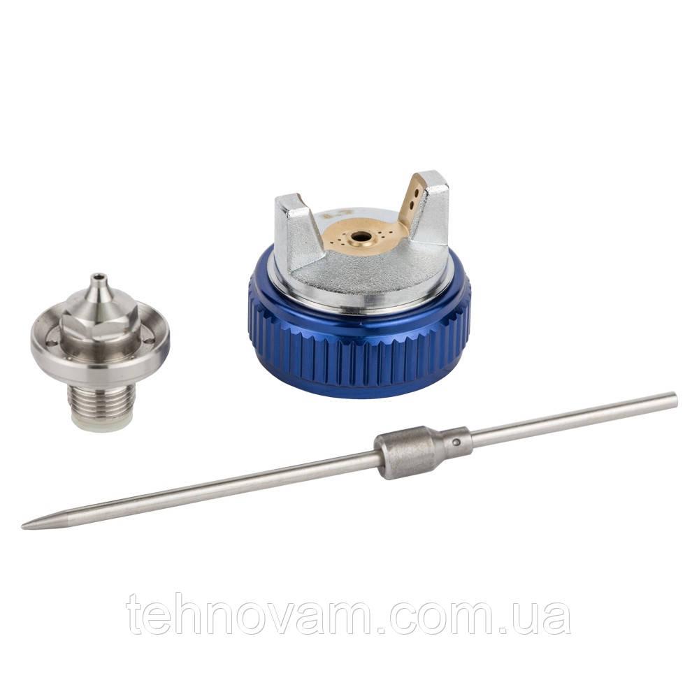 Комплект форсунки LVMP Ø1.7 мм для 6814151, 6814161 REFINE (6817561)