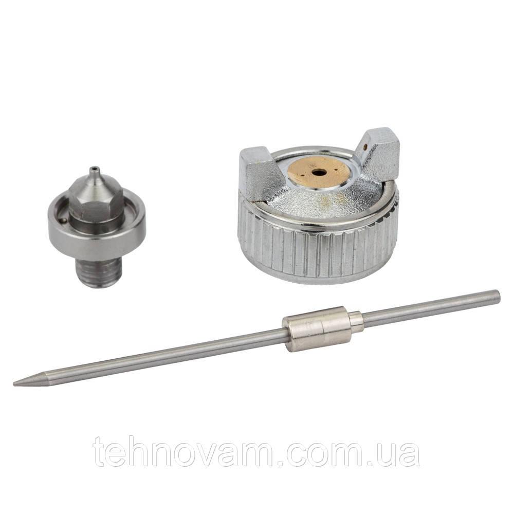 Комплект форсунки HVLP Ø1.0мм для 6812031, 6812041 SIGMA (6817321)
