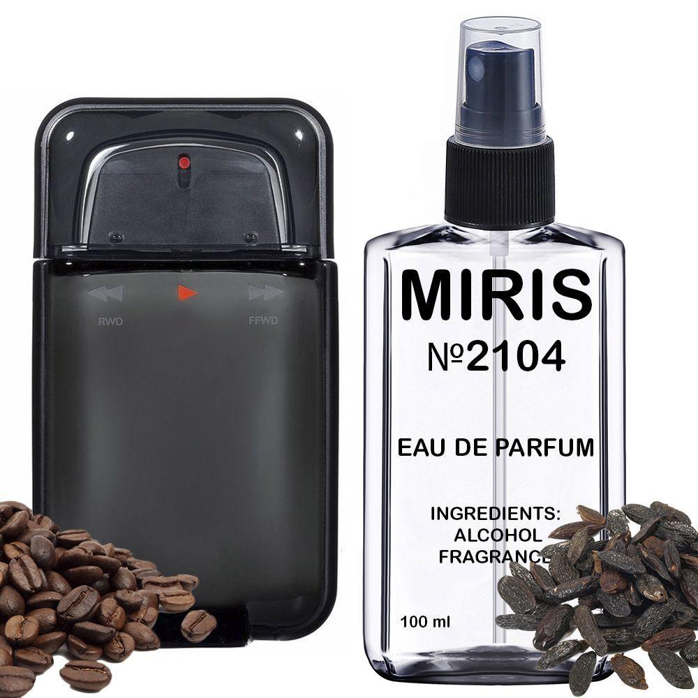 Духи MIRIS №2104 (аромат похож на Givenchy Play Intense Men) Мужские 100 ml