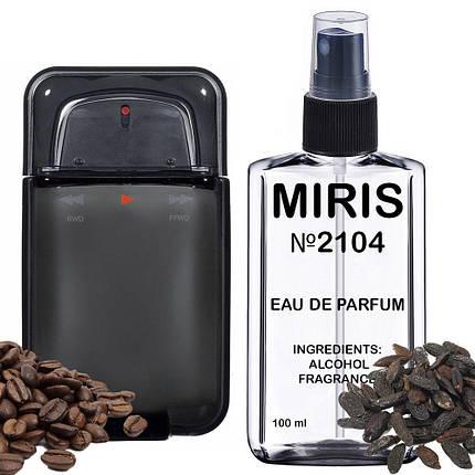 Духи MIRIS №2104 (аромат похож на Givenchy Play Intense Men) Мужские 100 ml, фото 2