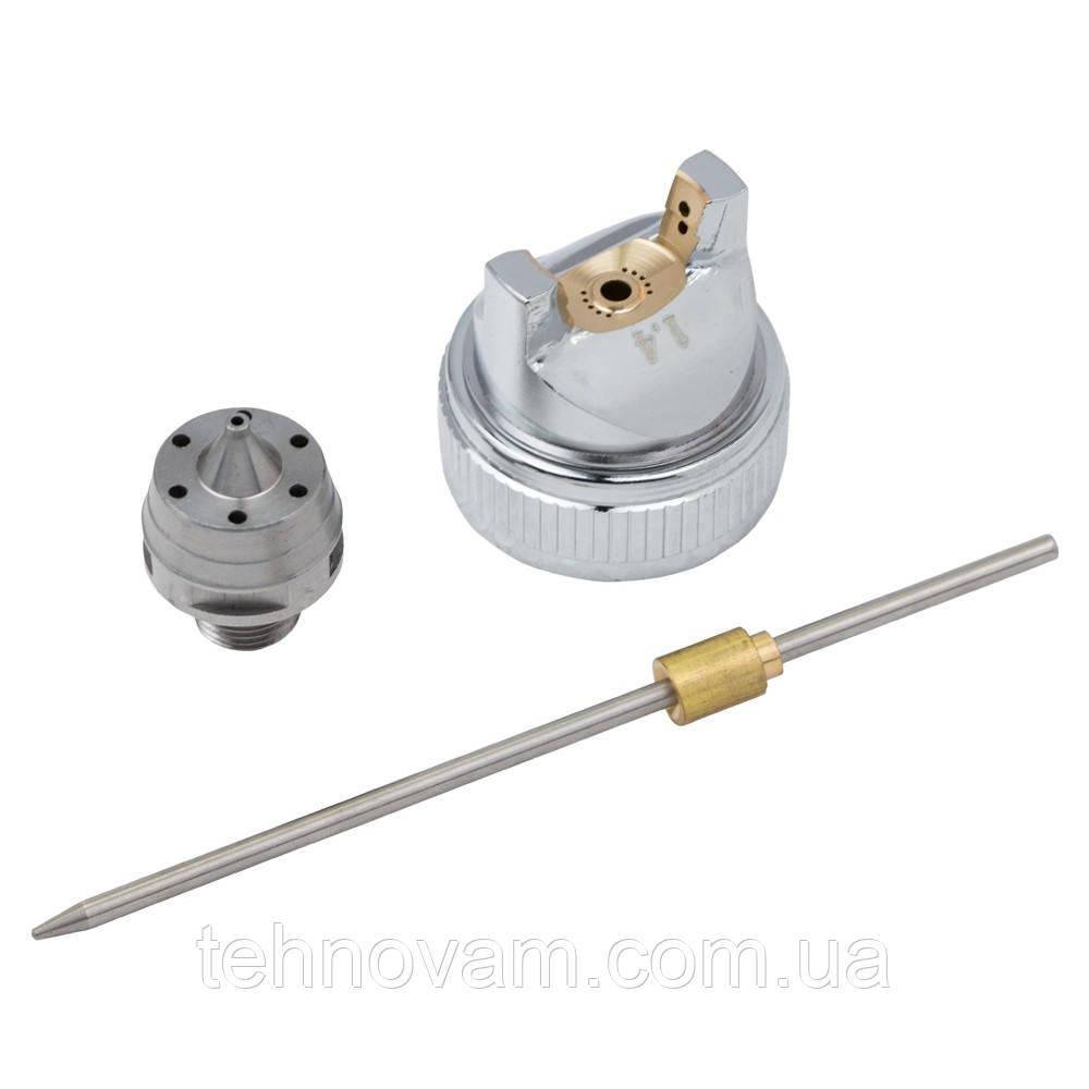 Комплект форсунки HVLP Ø1.4мм для 6812051, 6812131, 6812141, 6812151 SIGMA (6817381)
