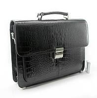 Мужская сумка-портфель Desisan мужская кожаная для документов des-p3-11, фото 1