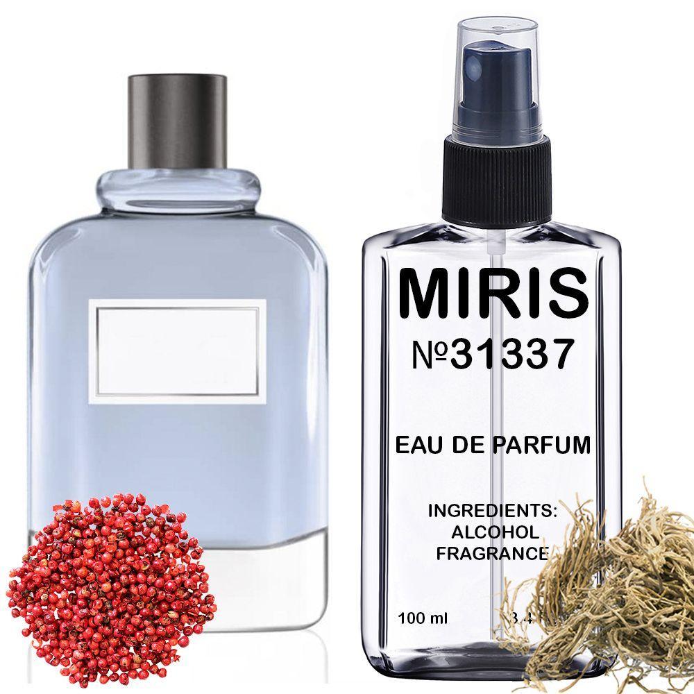 Духи MIRIS №31337 (аромат похож на Givenchy Gentlemen Only) Мужские 100 ml