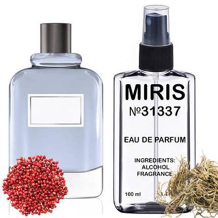 Духи MIRIS №31337 (аромат похож на Givenchy Gentlemen Only) Мужские 100 ml, фото 2
