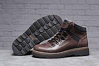Зимние мужские ботинки 31501 ► Columbia Sportwear (мех), коричневые . [Размеры в наличии: ], фото 1
