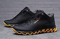 Зимние мужские ботинки 31811 ► Columbia Track II, черные . [Размеры в наличии: 40,41,42,43,44,45], фото 1