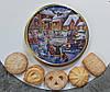 Печенье сливочное Jacobsens Winter Village в ж/б 400 г Дания, фото 5
