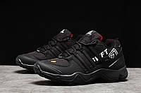 Зимние мужские кроссовки 31253 ► Adidas 465, черные . [Размеры в наличии: 45,46], фото 1