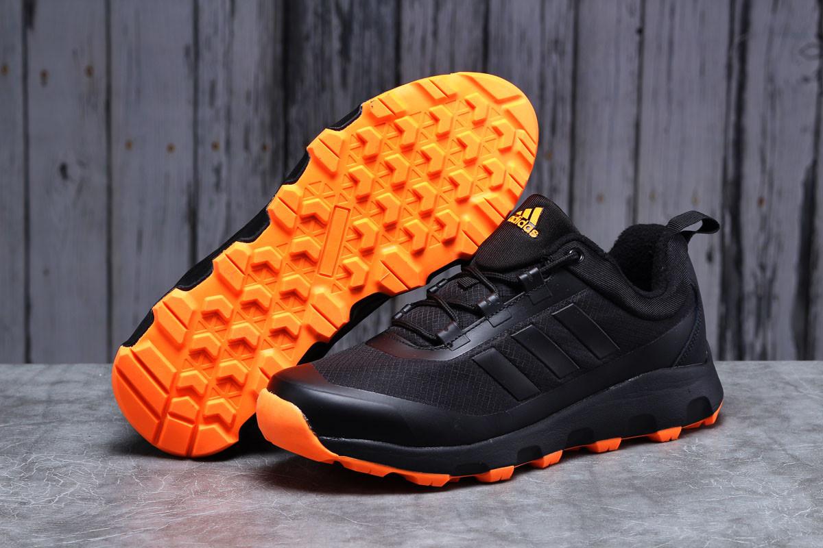 Зимние мужские кроссовки 31322 ► Adidas Terrex Climaproof, черные . [Размеры в наличии: ]