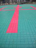 Модульное покрытие для спортивных площадок, фото 4