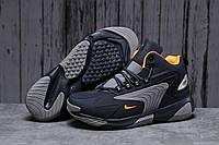 Зимние мужские кроссовки 31642 ► Nike Zm Air, темно-синие . [Размеры в наличии: ], фото 1