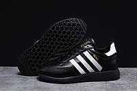 Зимние мужские кроссовки 31661 ► Adidas Iniki, черные . [Размеры в наличии: 46], фото 1