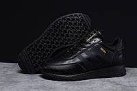 Зимние мужские кроссовки 31664 ► Adidas Iniki, черные . [Размеры в наличии: 45], фото 1