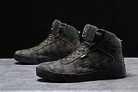Зимние мужские кроссовки 31694 ► Puma Desierto Sneaker, хаки . [Размеры в наличии: 40,42,43,44], фото 1