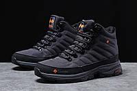 Зимние мужские кроссовки 31771 ► Columbia Contagrip, темно-серые . [Размеры в наличии: ], фото 1
