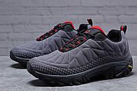 Зимние мужские кроссовки 31801 ► Merrell Vibram, серые . [Размеры в наличии: ], фото 1