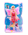 Кукла Defa Lucy 8196 Волшебная фея со светящимися крыльями 29 см, фото 4