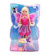 Кукла Defa Lucy 8196 Волшебная фея со светящимися крыльями 29 см, фото 3