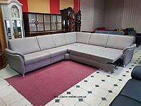 Новый кожаный диван угловой диван раскладной диван Германия /Код 586643208
