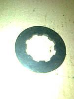 Шайба псп-10 упорная шлицевая 10.01.01.601