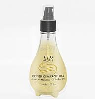 Арганова олія-еліксир для волосся Teotema, 150 мл