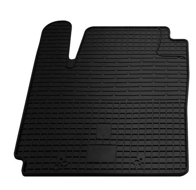 Водительский резиновый коврик для Hyundai  i10 2013-2019 Stingray