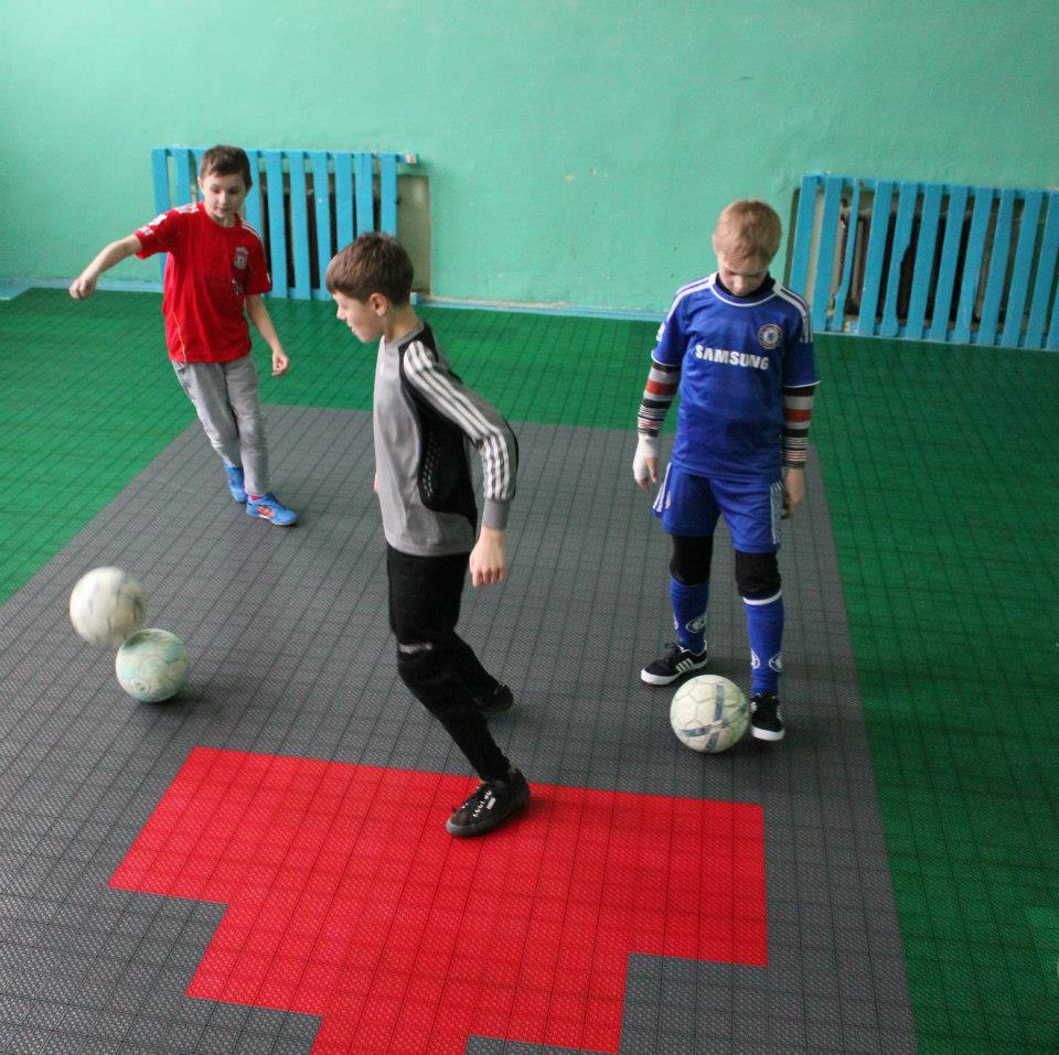 Спортивне покриття для підлоги
