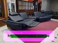 Новый кожаный комплект кожаный диван диван реклайнер релакс Германия /Код 524715308
