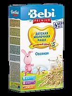 Каша молочная овсяная Bebi Premium, 200 г