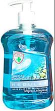 Жидкое мыло с дозатором антибактериальное Regular JEE c морскими минералами, Комби 525 мл