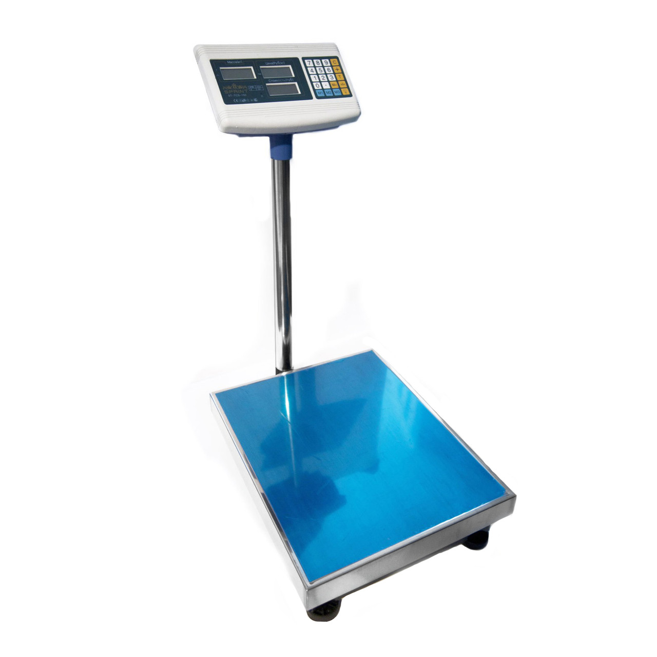 Весы 150кг электронные напольные