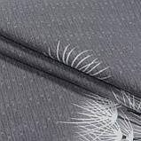 """Ткань фланель для постельного белья """"Одуванчики"""", фото 2"""