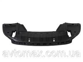 Защита под бампер передний Mitsubishi Outlander 3 (2012-) 5370b066; 5370B626
