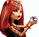 Кукла Monster High Торалей Страйп (Toralei Stripe) из серии Coffin Bean Монстр Хай, фото 3