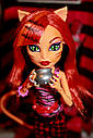 Кукла Monster High Торалей Страйп (Toralei Stripe) из серии Coffin Bean Монстр Хай, фото 6