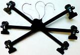 Вешалки-плечики флокированные, фото 3