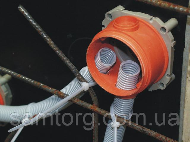 Електромонтажні вироби для монолітного бетонобудування