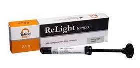 РеЛайт темпо світлотвердіючий композит для тимчасового пломбування (2,5 гр)