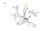 Облицовка фонаря заднего левого Ланос Сенс Т150, ЗАЗ, tf69y0-5402294, фото 4