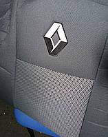 Чехлы на сидения Renault Logan MCV 5 мест Autentic с 2013 г.в.