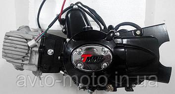 Двигун мопед АЛЬФА 110 см3 механіка