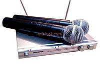 Радиосистема Shure SH-500 (UHF, 2 микрофона), фото 1
