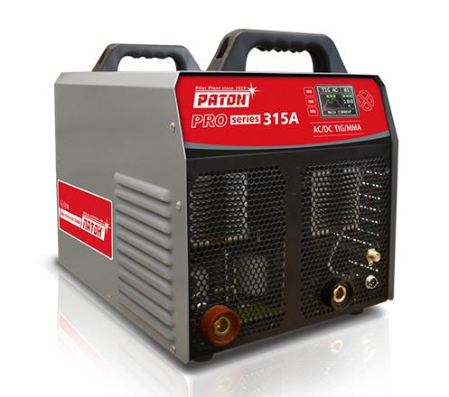 Аргонодуговий цифровий інверторний випрямляч ПАТОН АДІ-315 PRO AC/DC TIG/MMA