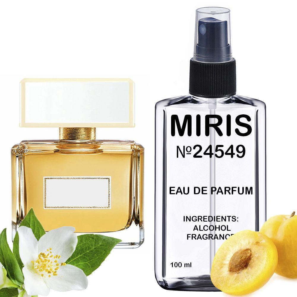 Духи MIRIS №24549 (аромат похож на Givenchy Dahlia Divin) Женские 100 ml