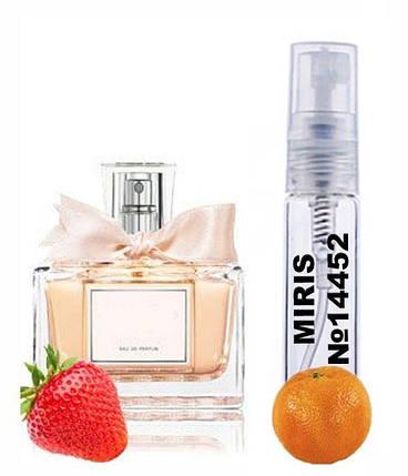 Пробник Духів MIRIS №14452 (аромат схожий на Dior Miss Dior Cherie Eau De Parfum) Жіночий 3 ml, фото 2