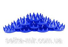 Фишки игольчатые аппликаторы Кузнецова, 100 шт в комплекте, цвета в ассортименте Синий