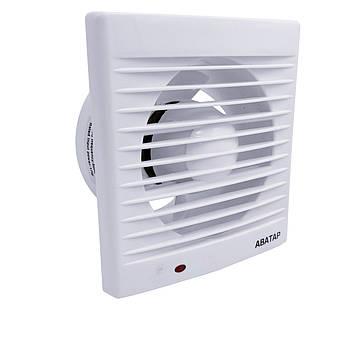 Вентилятор на витяжку АВАТАР d150 13А-15С