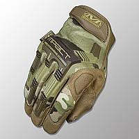 """🔥 Перчатки полнопалые """"Mechanix. M-Pact"""" (multiam) тактические, военные, штурмовые, нгу зсу"""