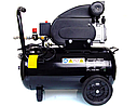 Компрессор воздушный Schwarzbau FL29-50 ресивер 50 литров +набор пневмоинструментов 5 шт, фото 8